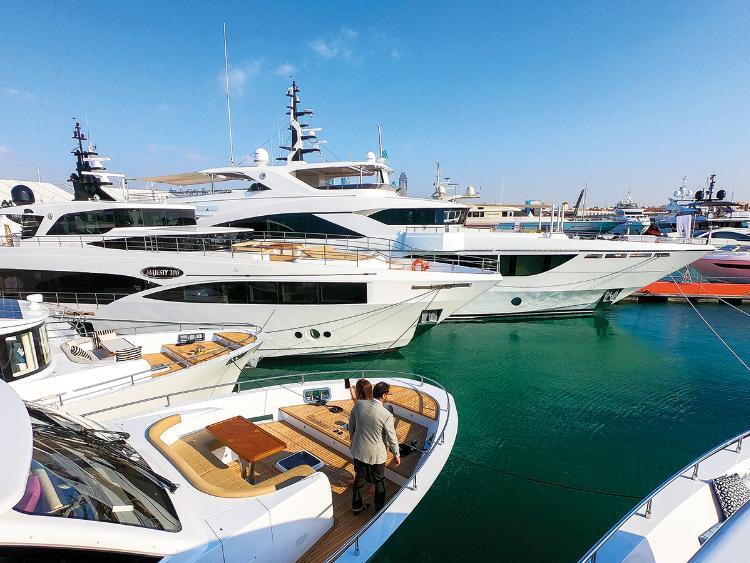 UAE-based luxury yacht maker Gulf Craft sees 10% increase in sales
